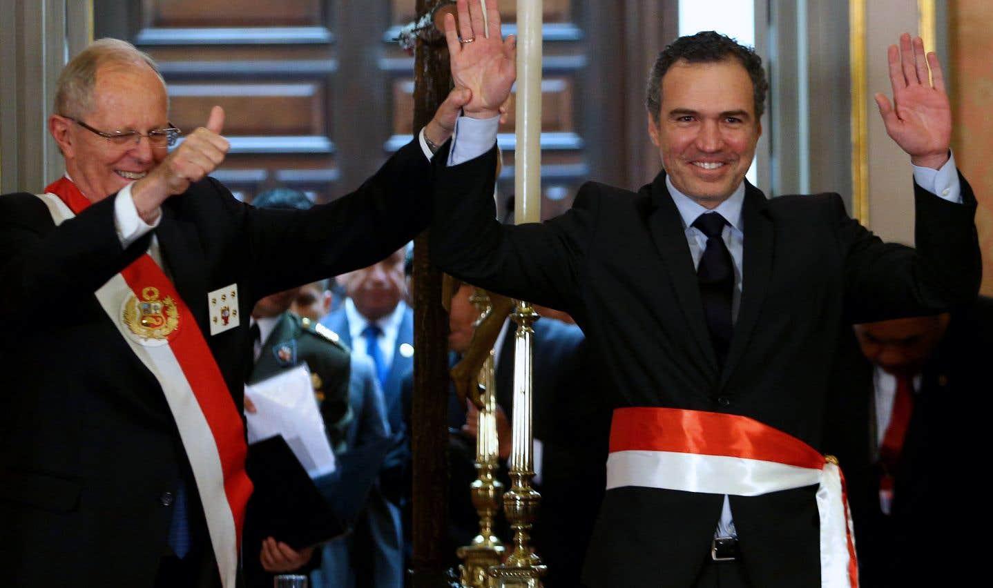 Un ministre péruvien démissionne après la grâce à Fujimori