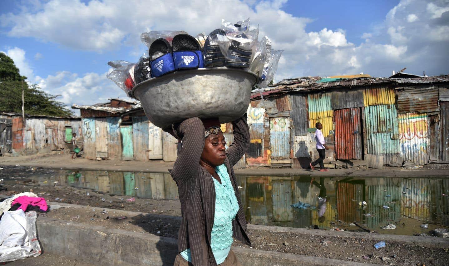 Haïti, «une fabrique de la pauvreté»
