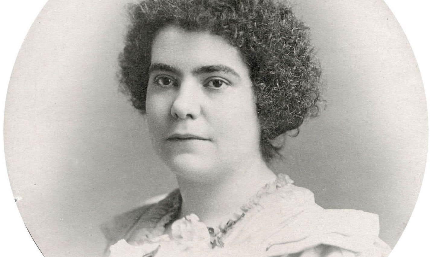 Éva Circé-Côté: détail de l'équipe de rédaction du Pionnier d'octobre 1901
