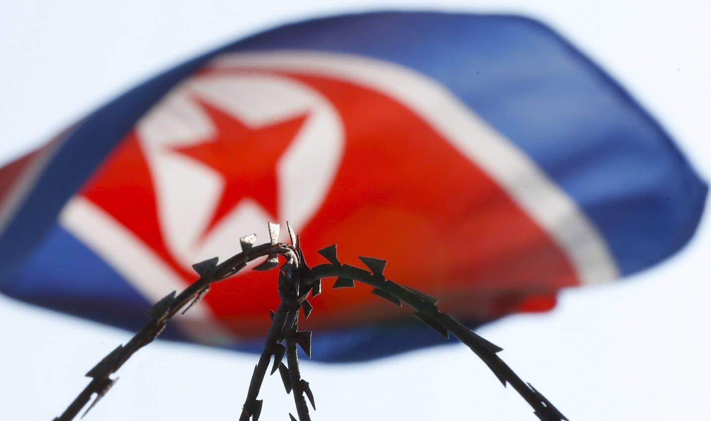 En 2017, le Conseil de sécurité a imposé à l'unanimité, donc avec le soutien de Pékin, trois séries de sanctions économiques à la Corée du Nord.