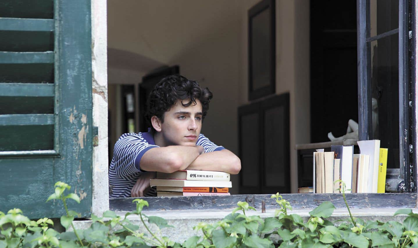 «Call Me By Your Name» («Appelle-moi par ton nom»)