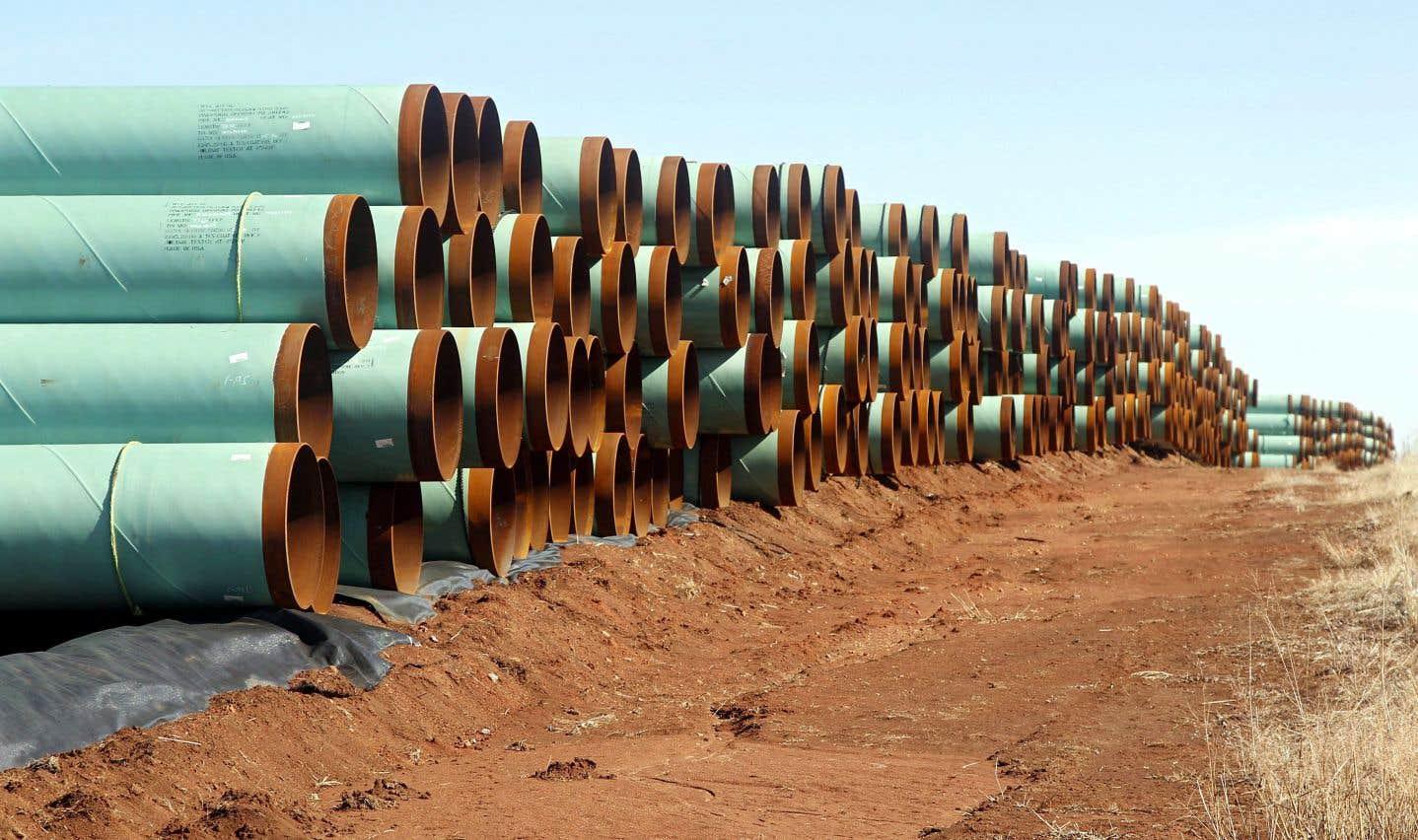 Le projet du pipeline Énergie Est, abandonné en octobre dernier, aurait traversé le territoire de six provinces canadiennes, incluant le Québec.