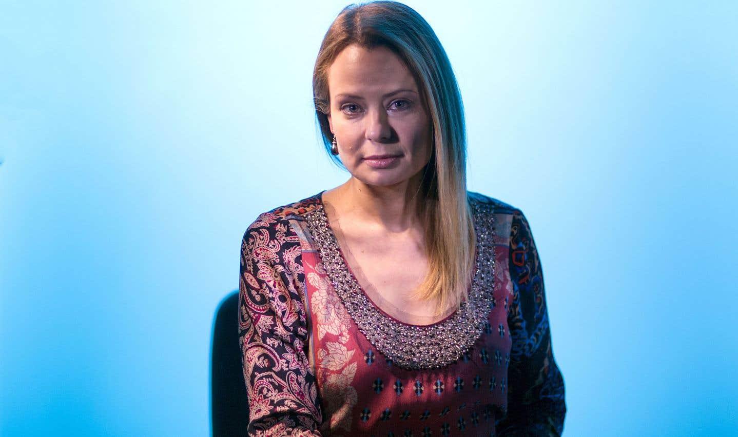 Catherine-Anne Toupin revient à l'écriture avec «La meute»
