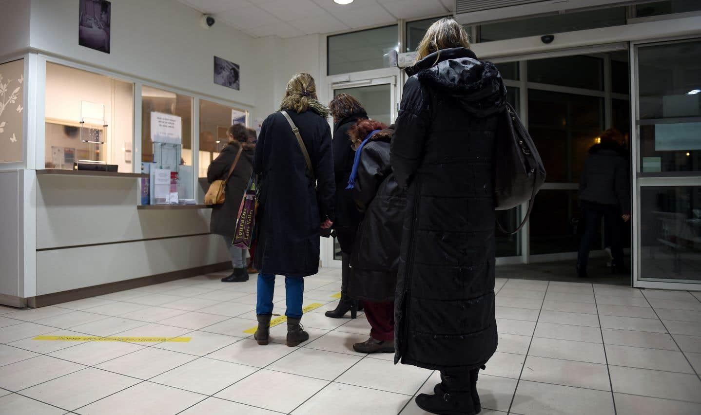 La grippe attaque de front le Québec