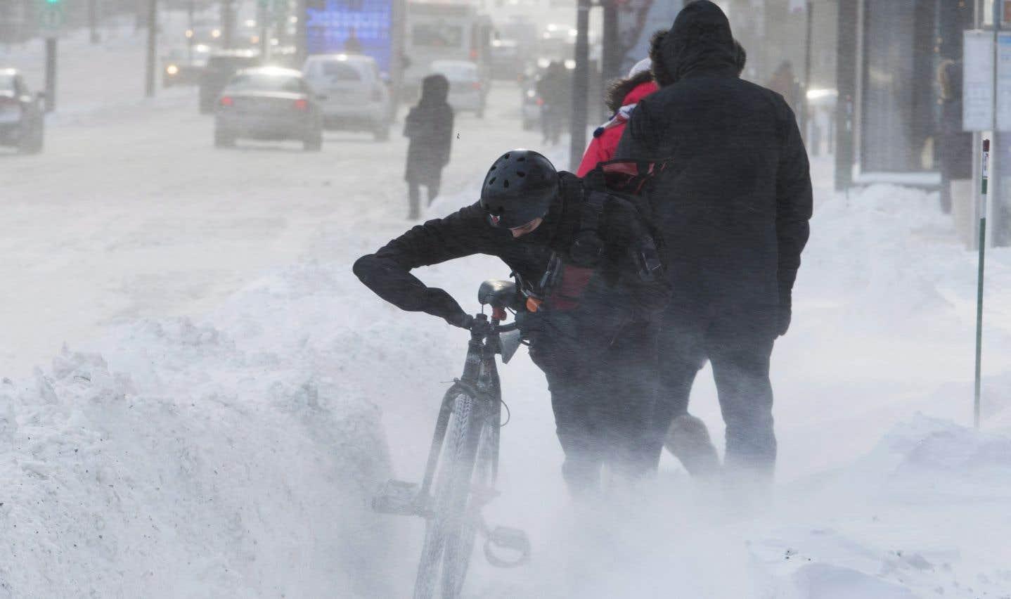 Le bouleversement climatique causé par le réchauffement de l'Arctique provoquera des vagues de froid particulièrement intenses dans les prochaines années.