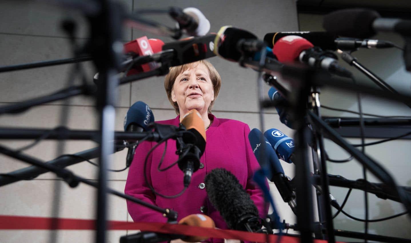 La coalition de la dernière chance en Allemagne