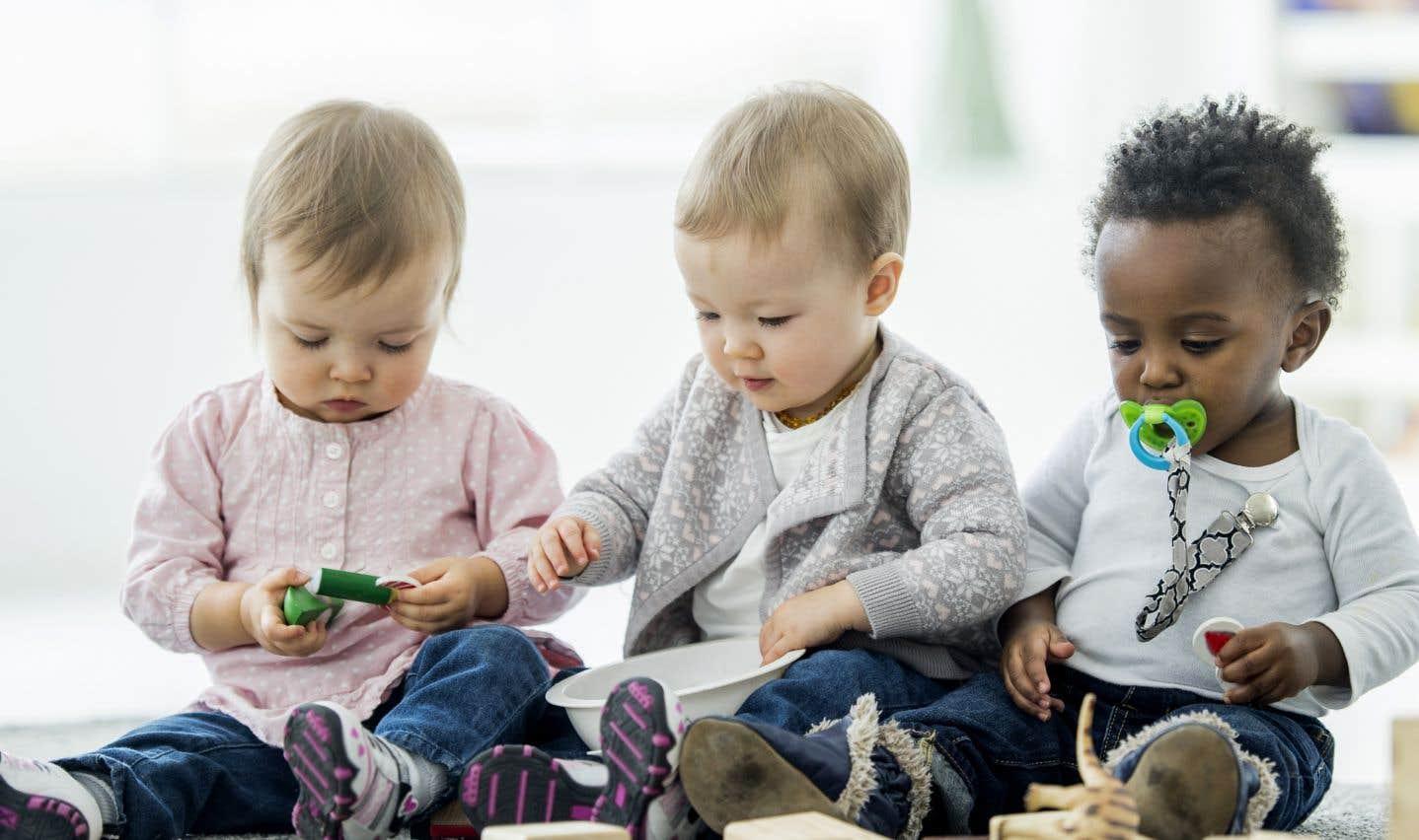 Pouponnières de CPE: les «bébés du printemps» écopent