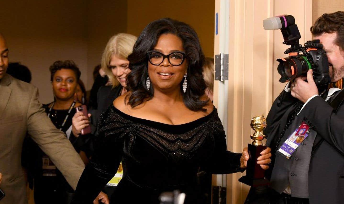 Oprah Winfrey présidente?