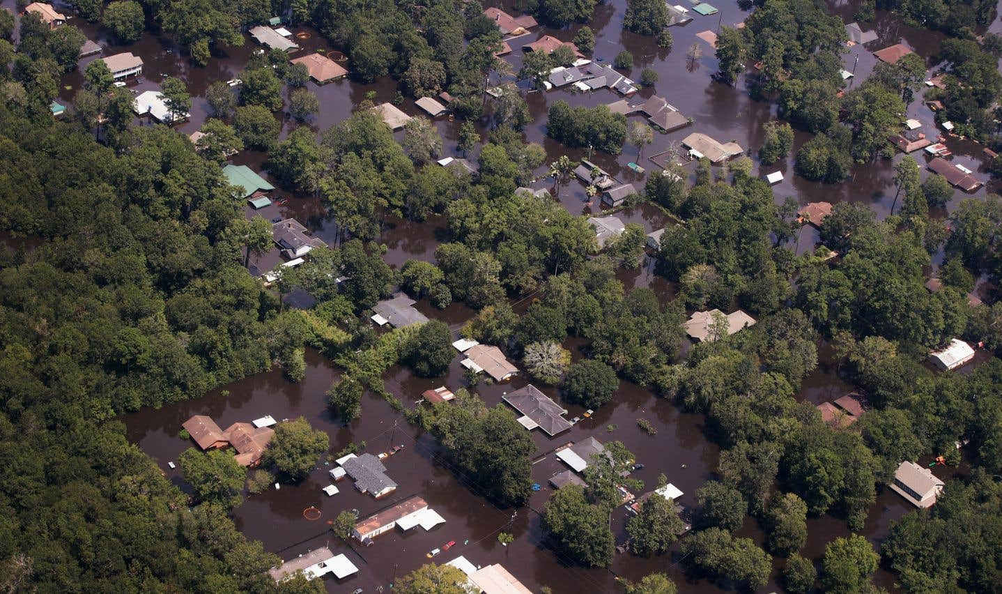 La facture du seul ouragan «Harvey» est estimée à 125 milliards de dollars.