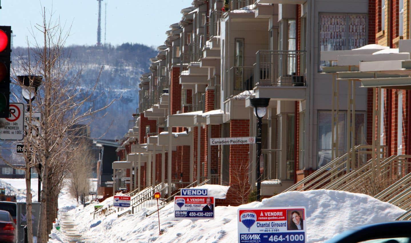 La croissance des ventes a excédé 20% dans cinq des quartiers les plus populaires de la métropole.