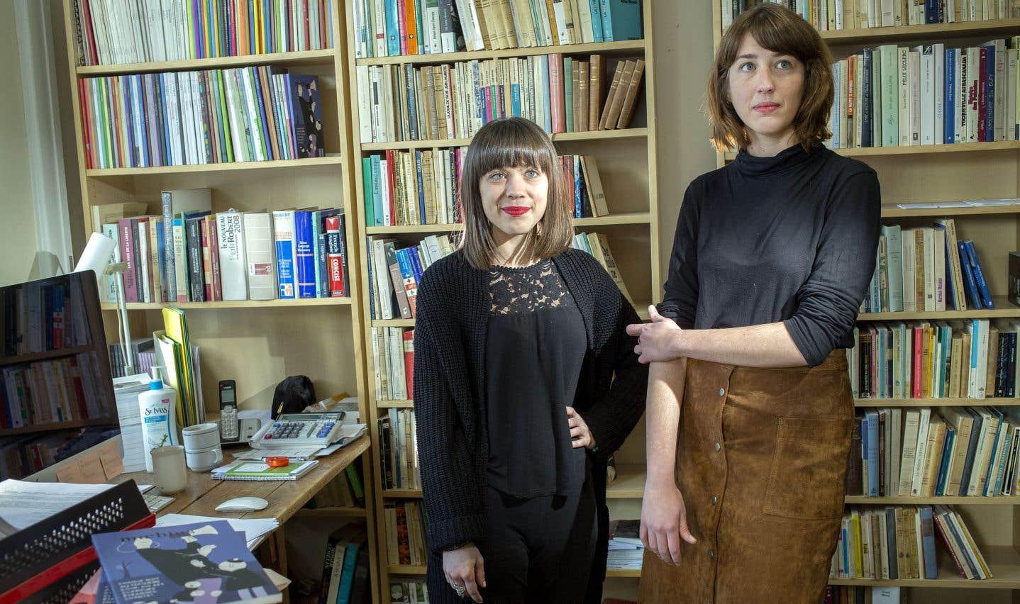 La direction change dans plusieurs magazines de création littéraire au Québec