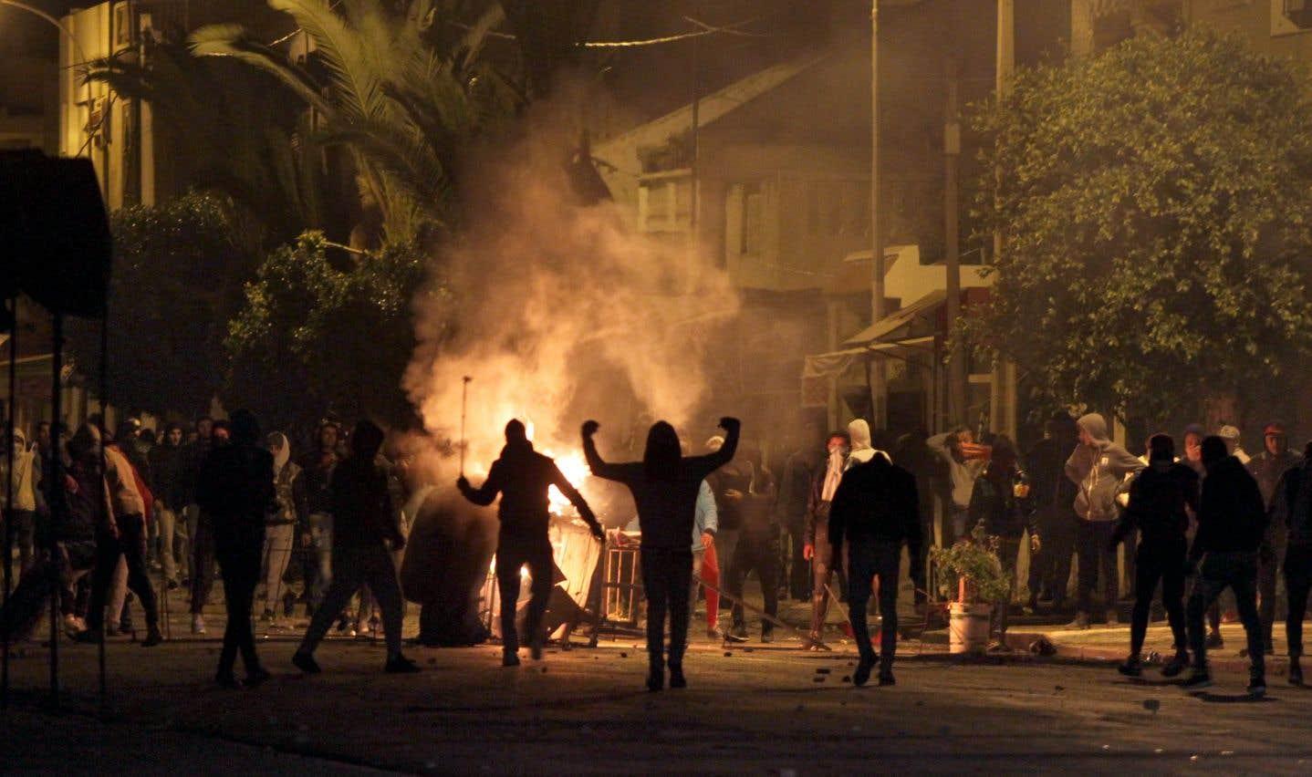 151 personnes impliquées dans des actes de violence ont été arrêtées jeudi, portant le total des arrestations à 778 depuis lundi.