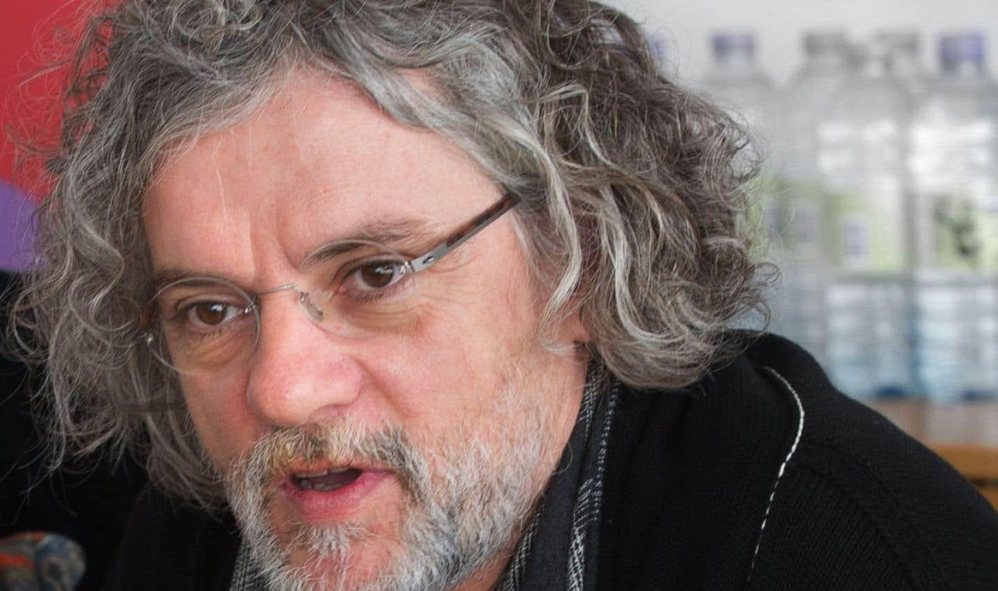 «Avant l'arrivée des Européens, il s'est produit beaucoup de choses, ici. Il y avait déjà beaucoup de monde», souligne le cinéaste François Girard.