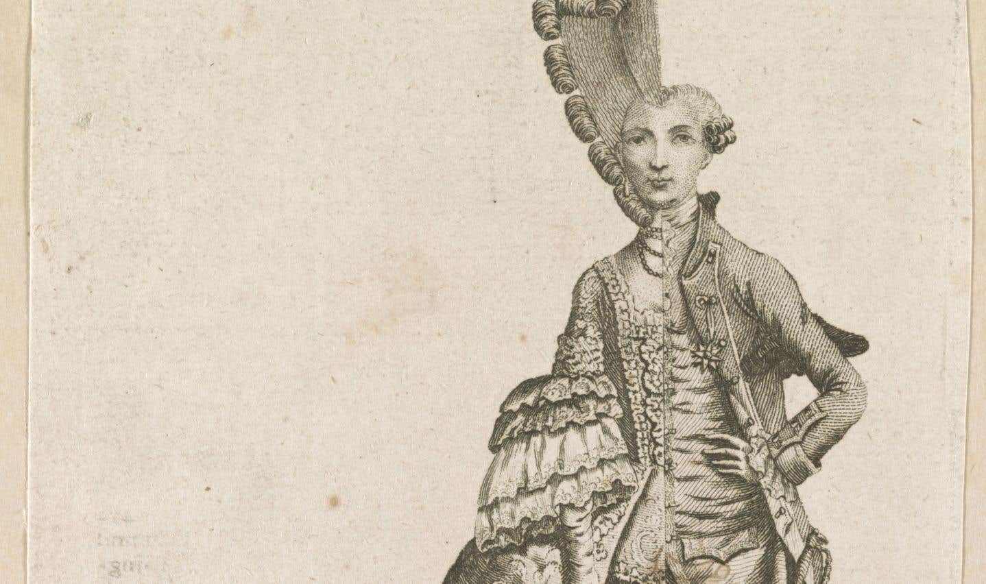 Du «mauvais garçon à la bonne fille»: le chevalier d'Éon et la transidentité au XVIIIe siècle