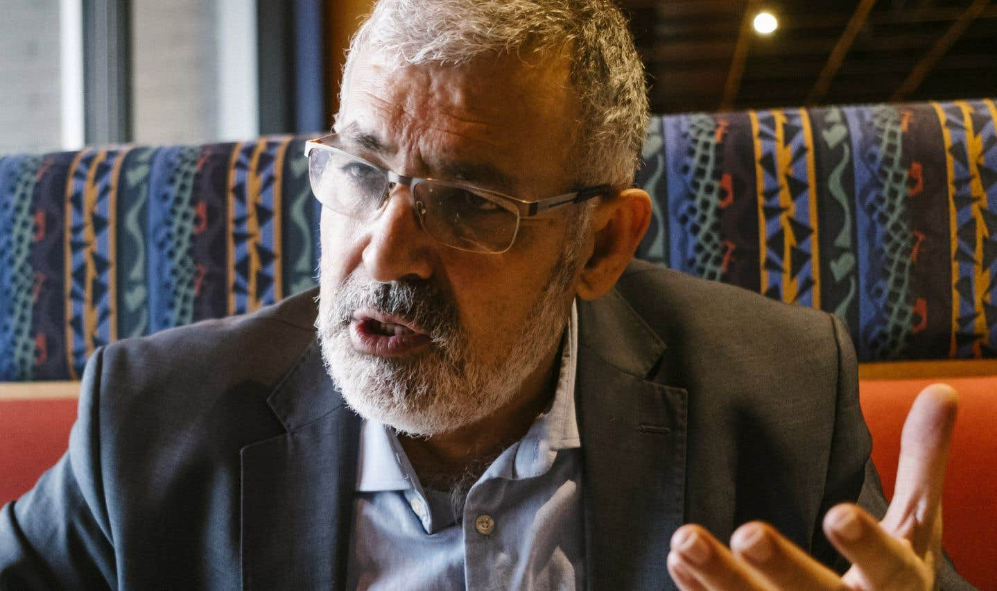 «On a fait du chemin, mais pas assez», dit l'imam Hassan Guillet