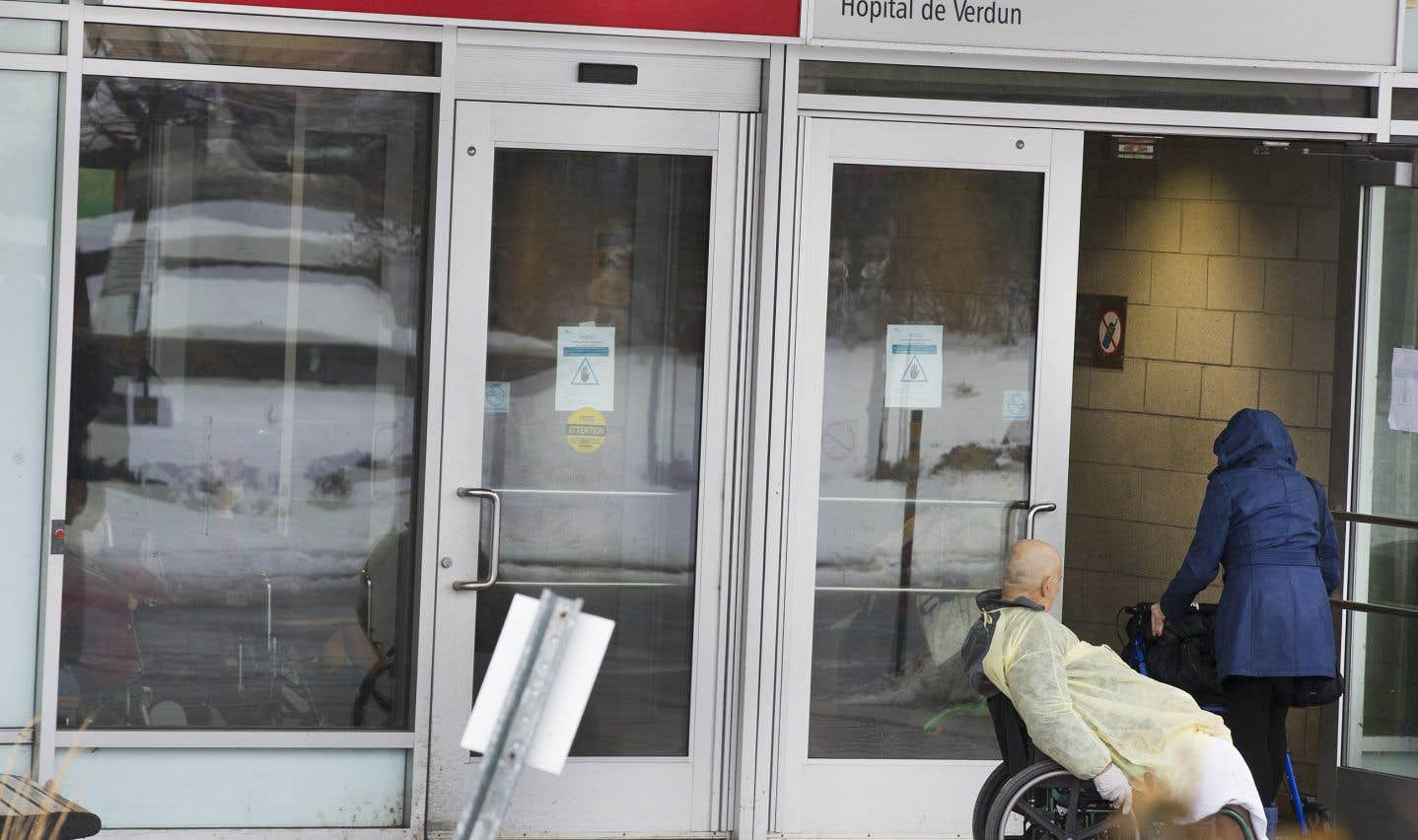 Grippe: Québec injecte des fonds pour soulager les urgences