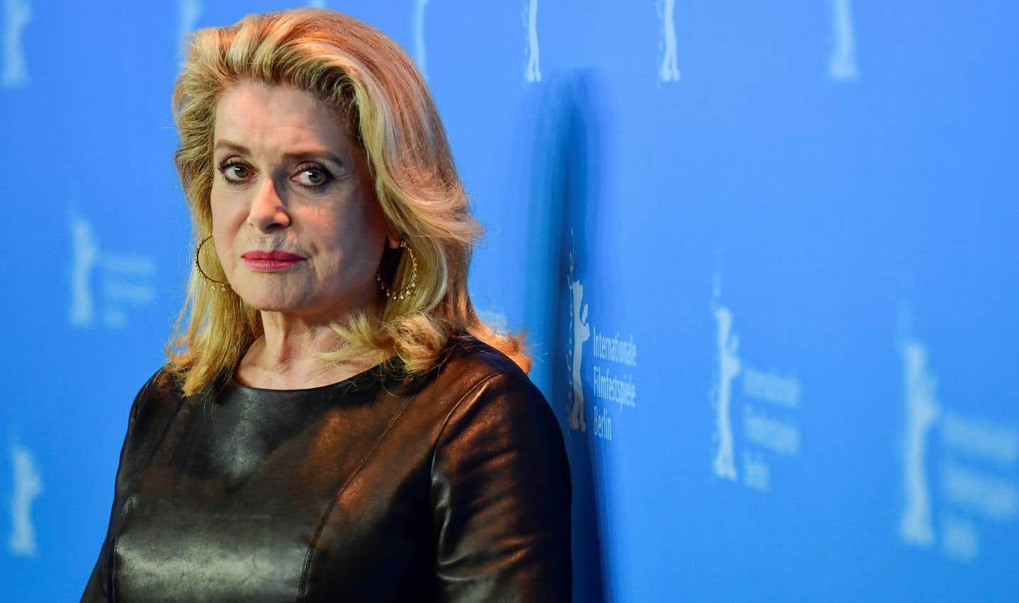 Catherine Deneuve assume, mais présente ses «excuses» aux victimes
