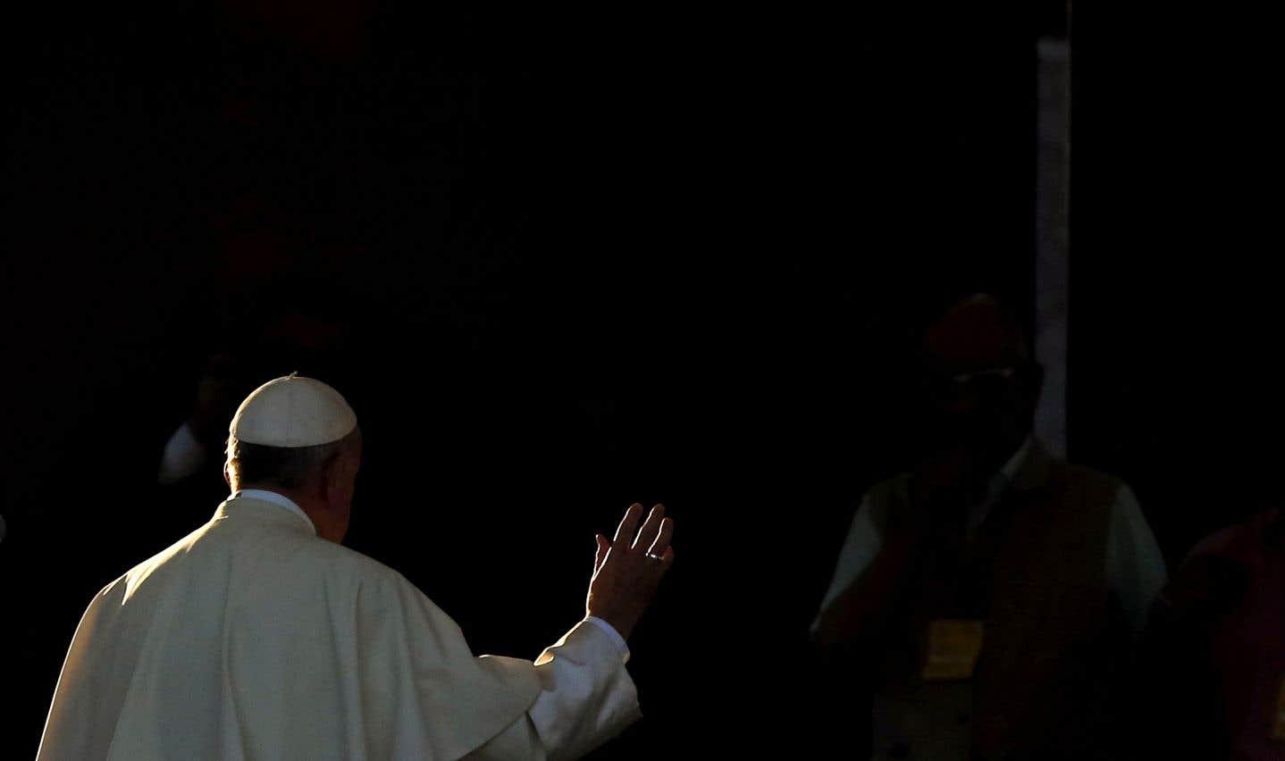 La visite du pape au Chili a été marquée par des manifestations et une cinquantaine d'arrestations.