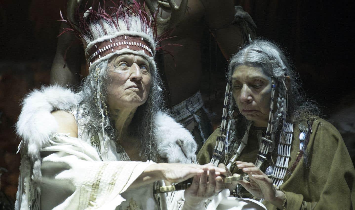 Film de la quête identitaire, c'est aussi un film de la réconciliation, chaque sous-récit, passé(s) et présent confondus, présentant une situation de métissage.