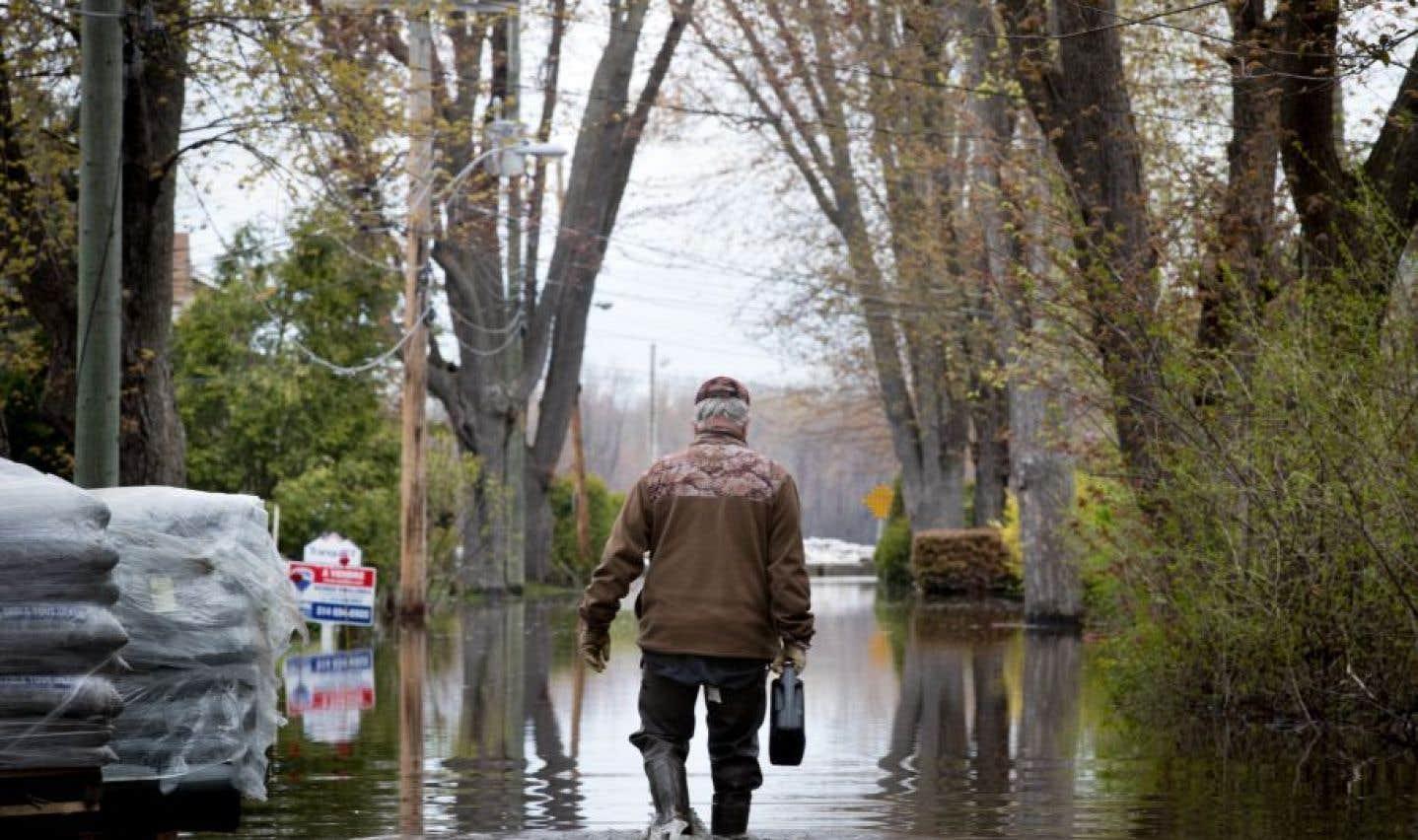 Les inondations du printemps 2017 au Québec ont touché pas moins de 5300 résidences, dans 278 municipalités.