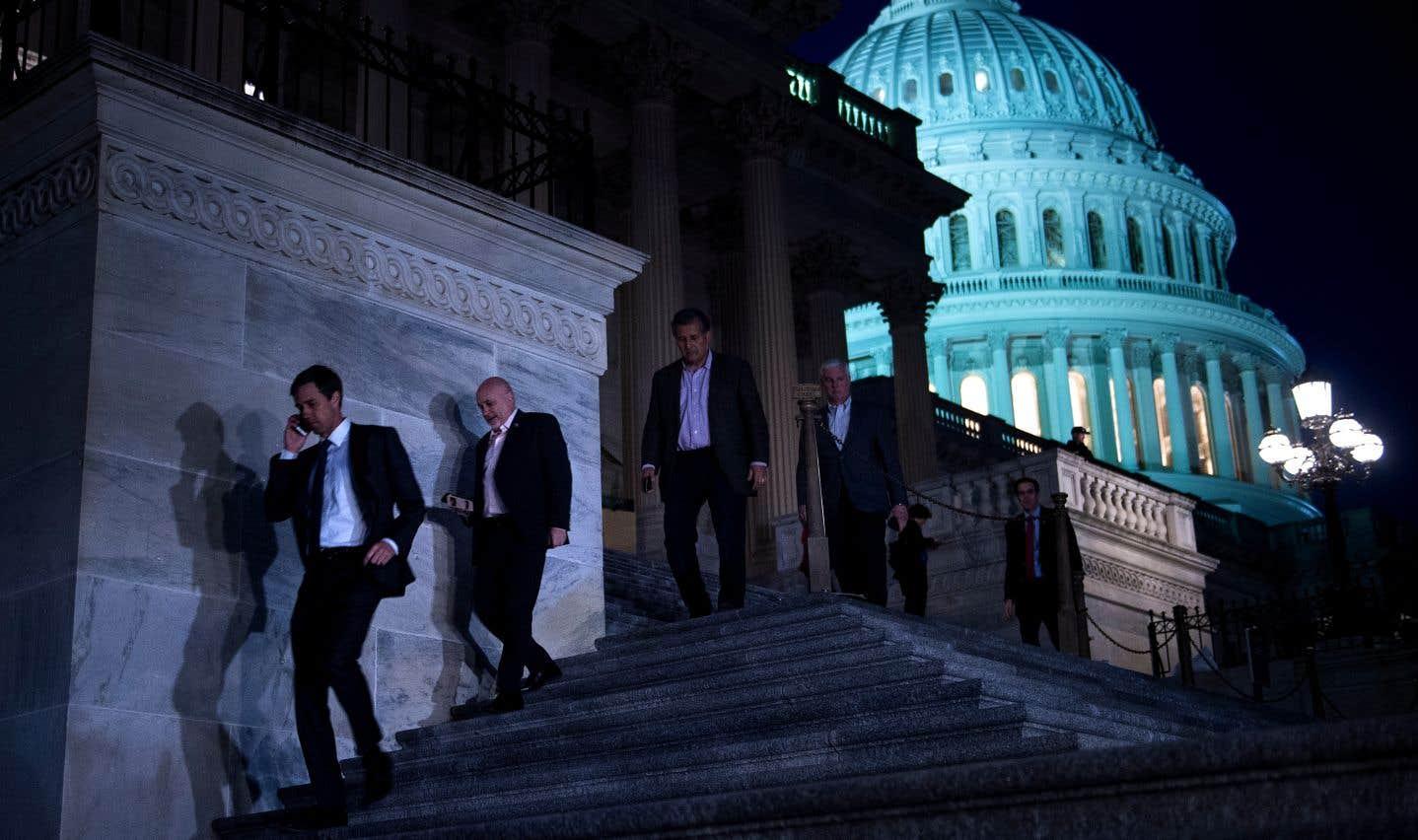 Dès l'entrée en vigueur du «shutdown», la Maison-Blanche avait affirmé qu'il ne serait pas question de négocier sur l'immigration tant qu'un budget temporaire n'aurait pas été voté.