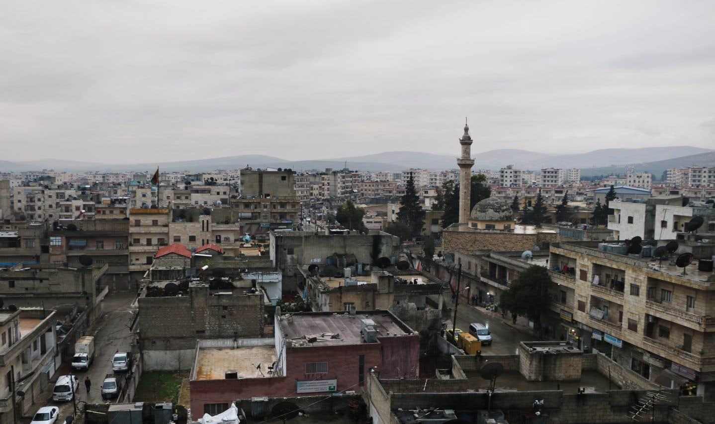 Des miliciens kurdes appellent aux armes en Syrie