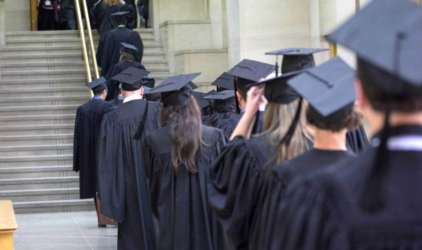 Baccalauréat: le Québec accuse du retard sur le ROC