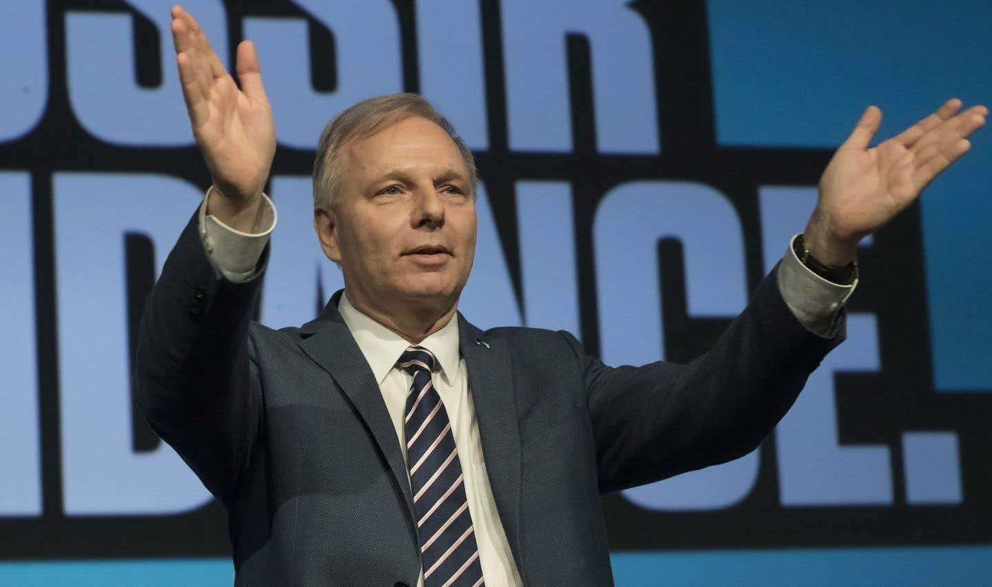 Sondage: le Parti québécois reste optimiste