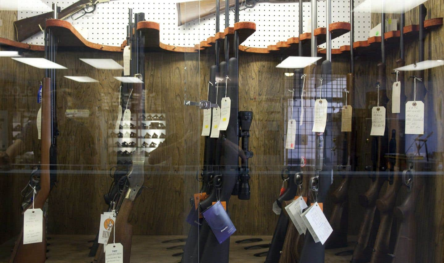 Le registre québécois des armes d'épaule désormais en vigueur