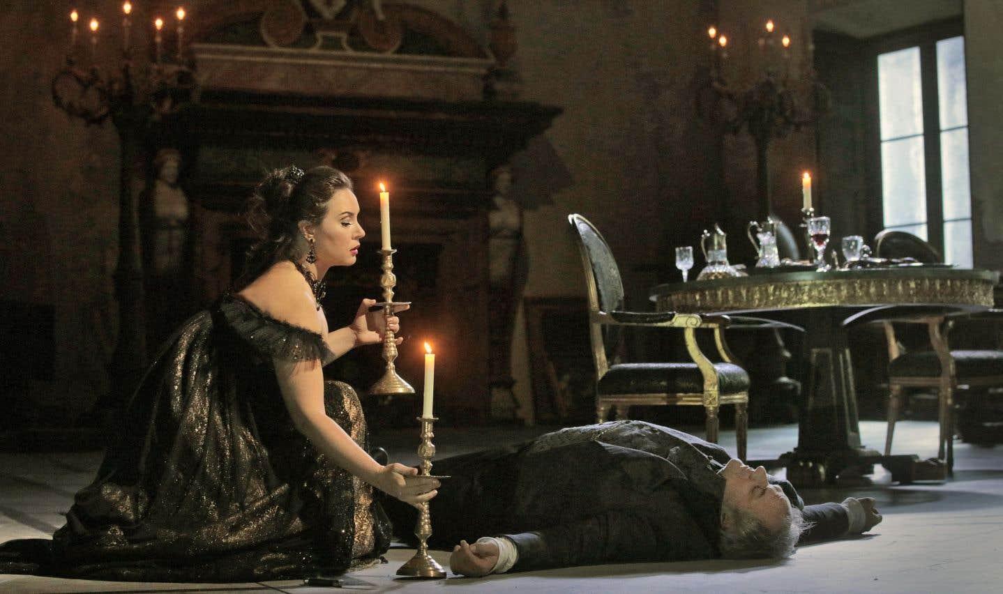 La divine Sonia Yoncheva a développé l'habitude de faire ses prises de rôle au Metropolitan Opera, ce à quoi son infini talent l'autorise.