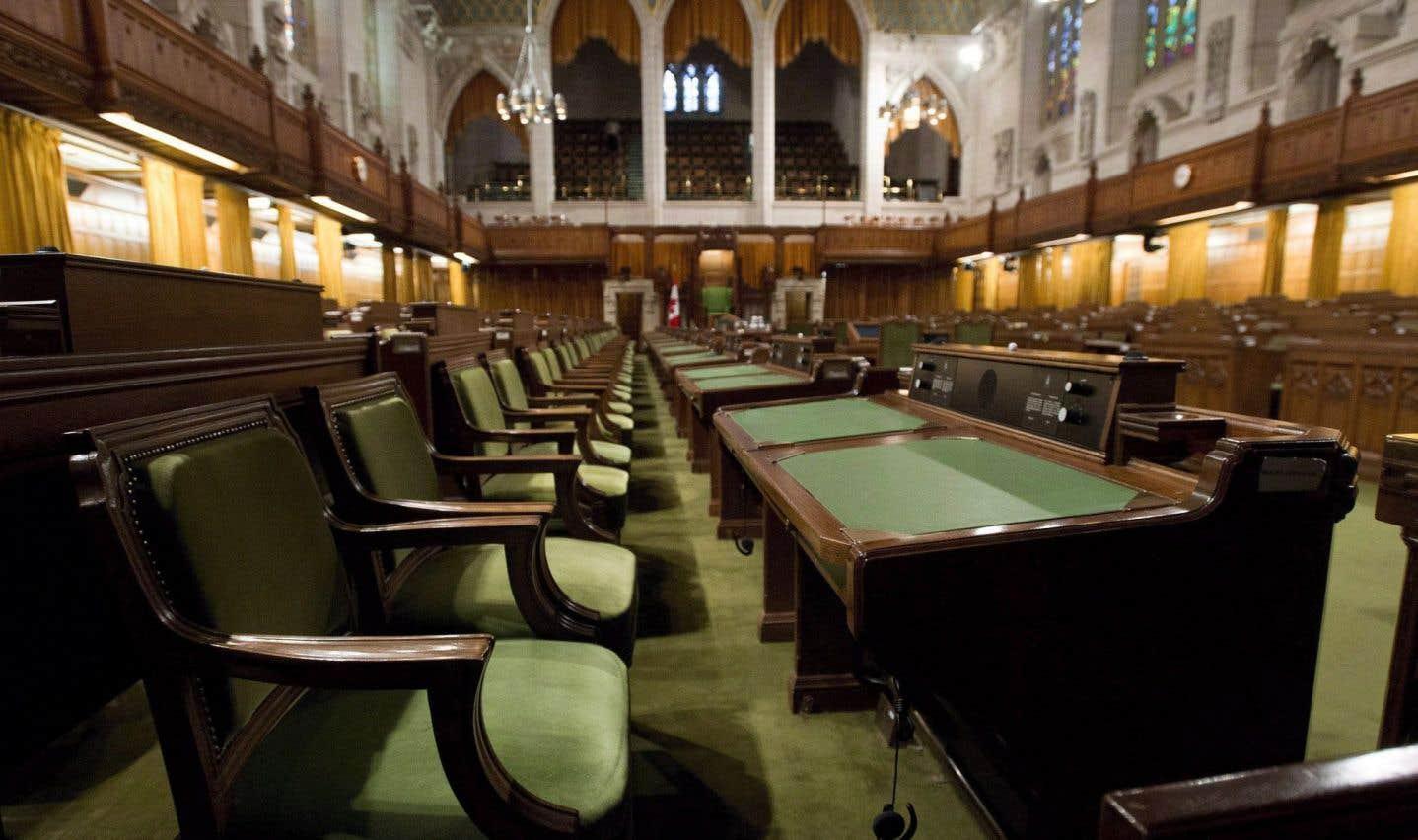 Plusieurs dossiers occuperont les des députés fédéraux lors de la rentrée parlementaire, lundi.