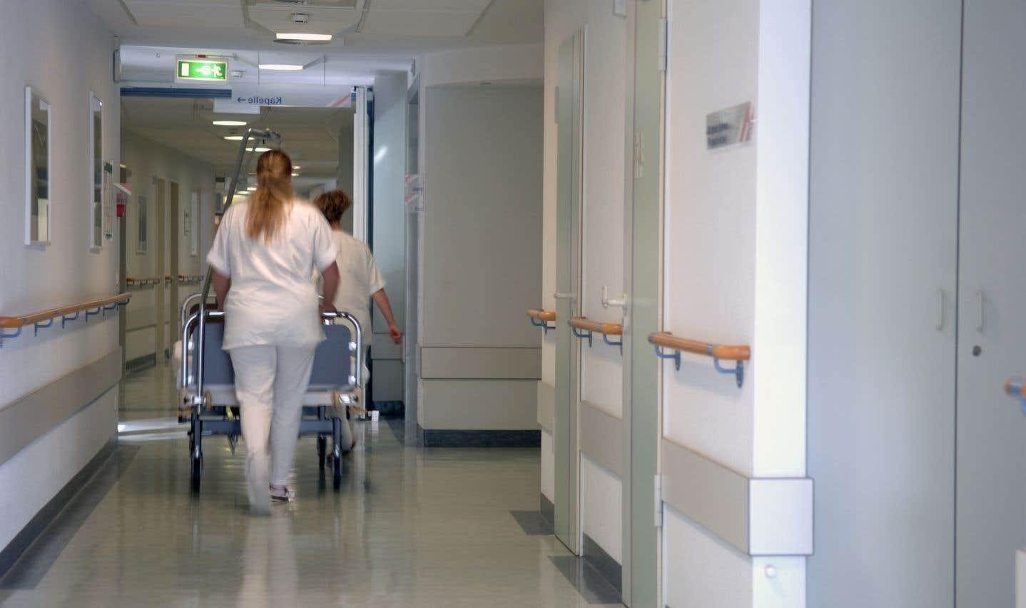 Les infirmières expriment leur ras-de-bol