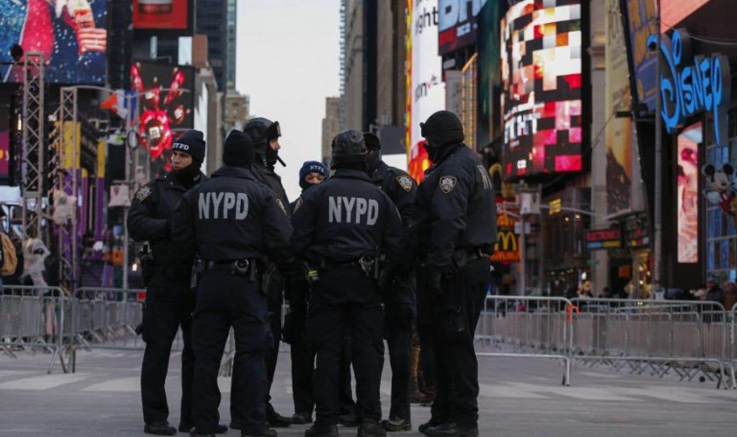 La police new-yorkaise assure vouloir jouer la transparence.