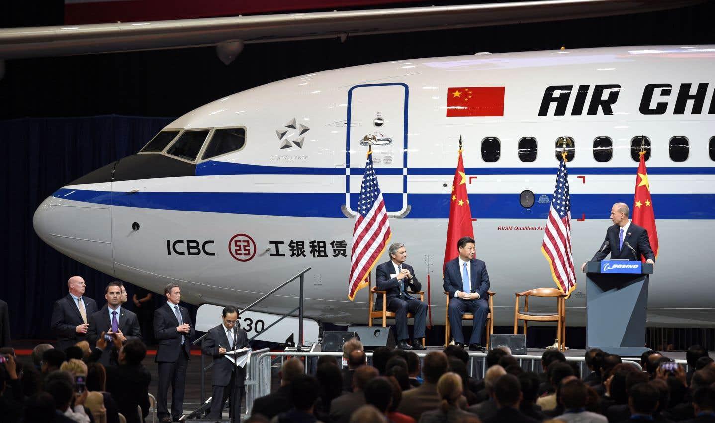 Pékin menace les entreprises américaines de représailles