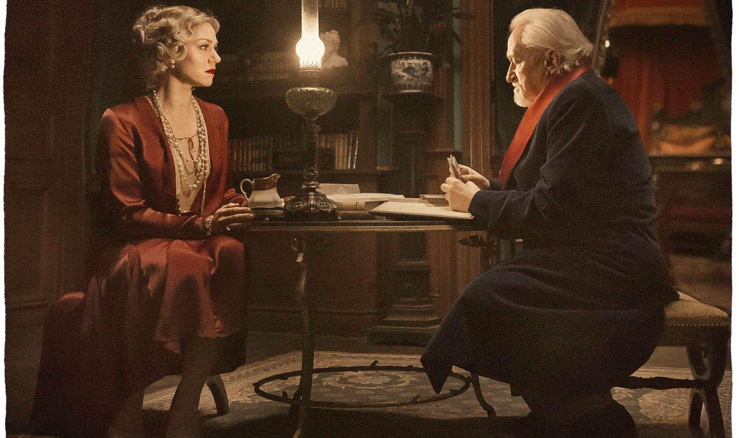 «Au revoir là-haut» est une adaptation du roman du même nom, lauréat du Goncourt 2013.