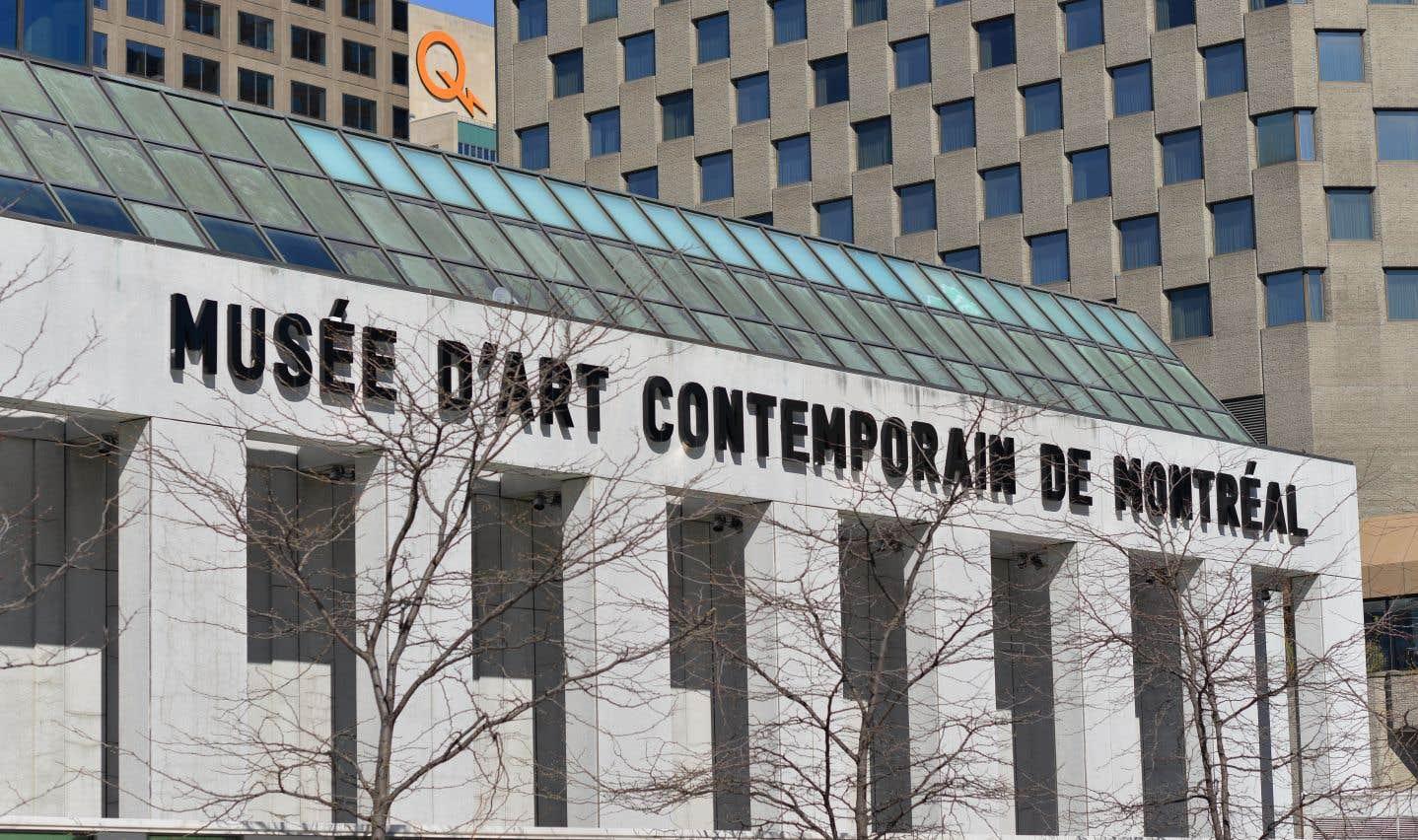 Le Musée d'art contemporain de Montréal devra déménager ses pénates ailleurs, durant la période de rénovation de l'édifice de la rue Sainte-Catherine.