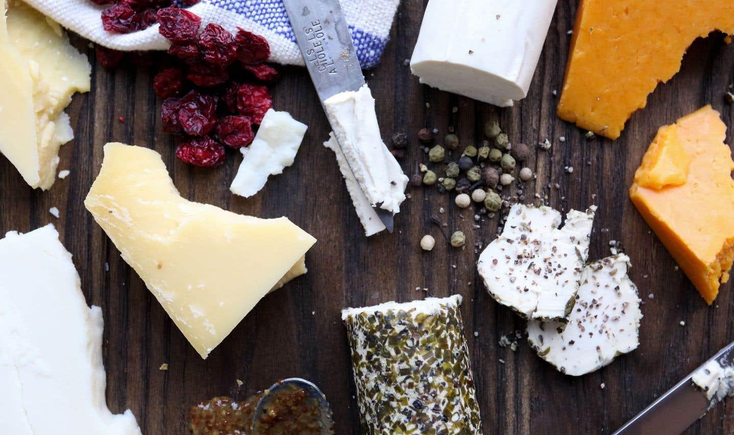 Les «vromages» constituent une bonne option pour remplacer un fromage de lait, selon la Dreen nutrition Karine Gravel. «Ils contiennent généralement moins de gras et pas de cholestérol, mais moins de protéines, moins de calcium et pas de vitamine A.»