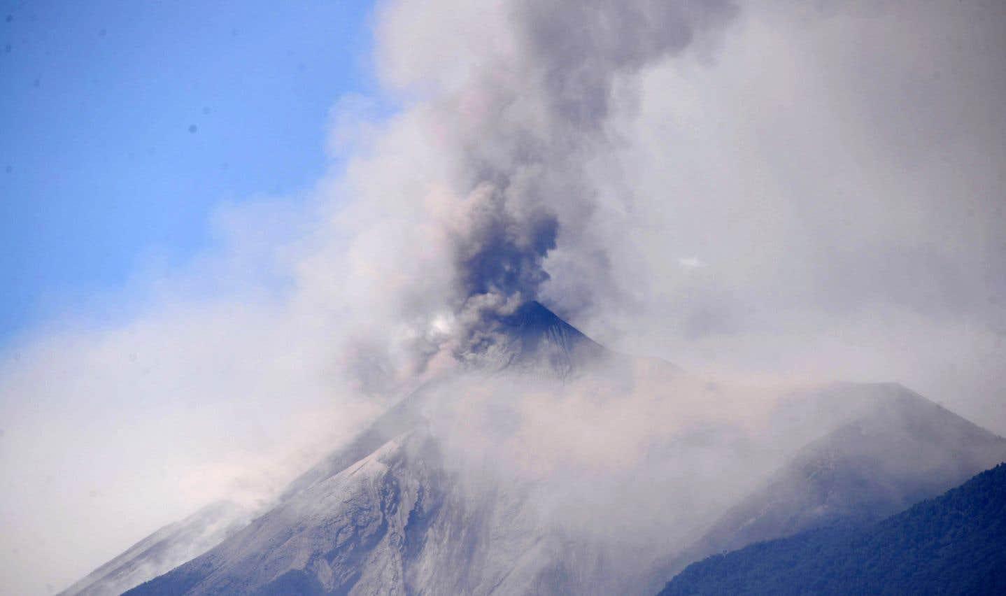 Le volcan Fuego avait provoqué en septembre 2012 l'évacuation d'environ 10000 habitants.