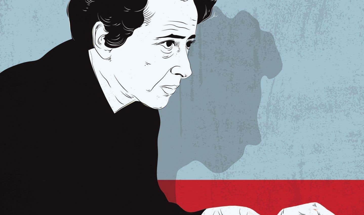 S'il existe un «mal trumpien», la pensée politique d'Hannah Arendt nous suggère de l'appréhender sous l'angle de l'«automystification». Vice à la fois privé et public, l'automystification produit «un monde capable de concurrencer le monde réel, dont le grand désavantage est de ne pas être logique, cohérent et organisé».