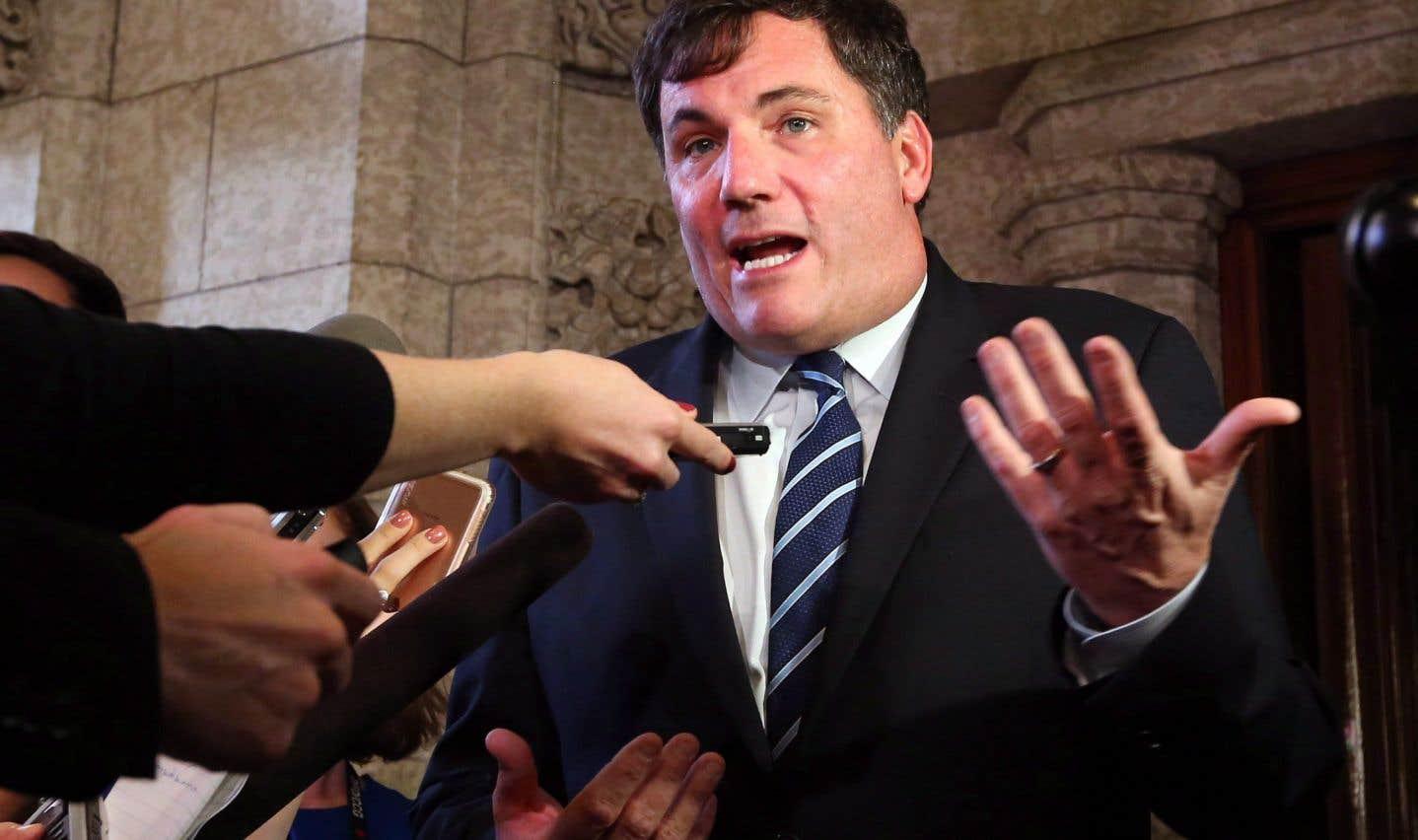 Ottawa s'engage à protéger le chevalier cuivré
