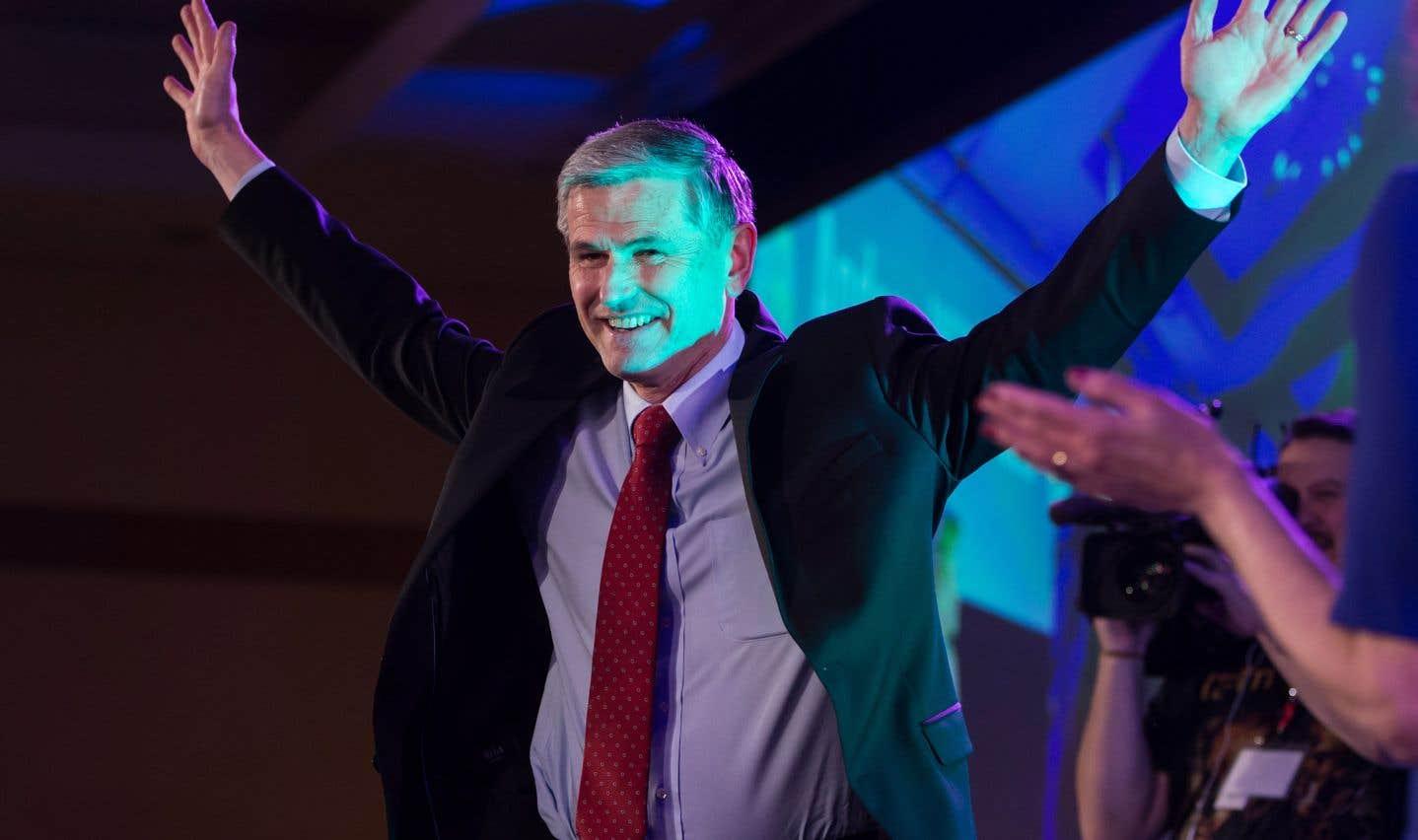 Les libéraux de la Colombie-Britannique se sont tournés vers l'ancien ministre Andrew Wilkinson pour diriger leur parti.