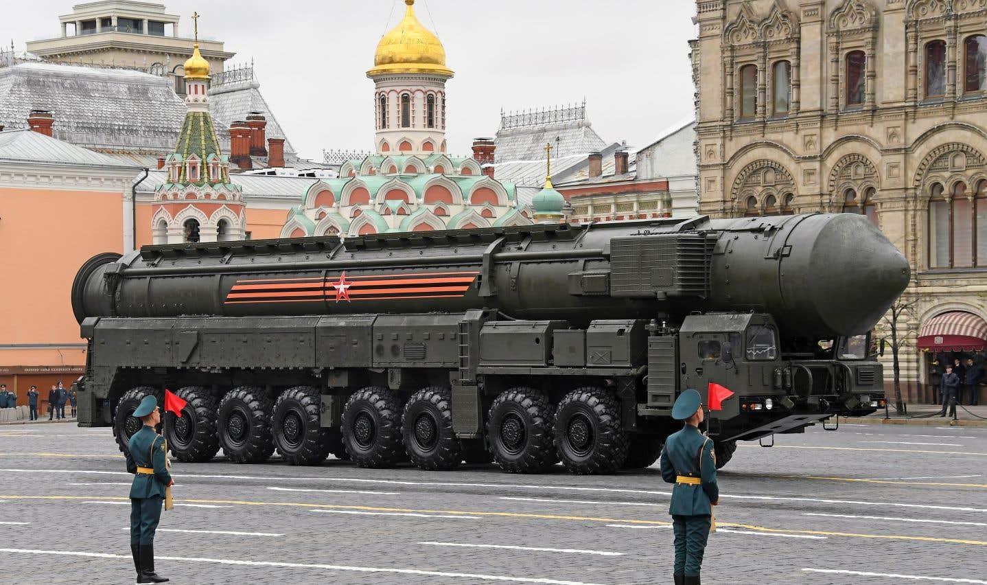 La nouvelle stratégie nucléaire américaine relance-t-elle la course aux armements?