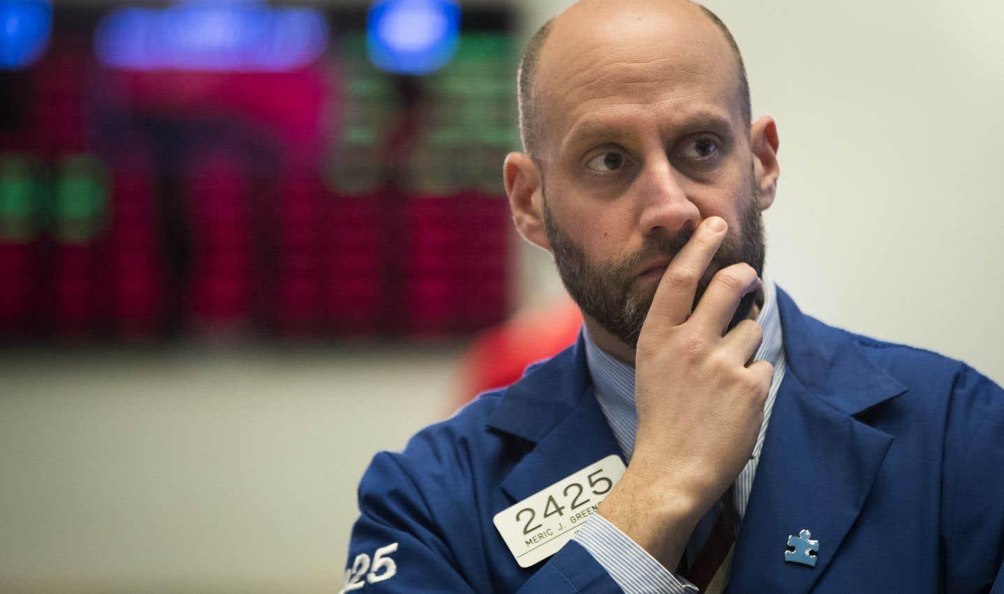 Le Dow Jones plonge de 1175 points
