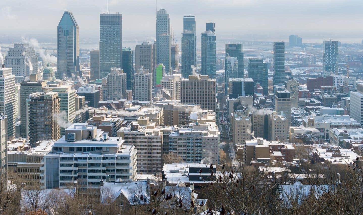 Les six grands secteurs de l'agglomération montréalaise ont enregistré une hausse du nombre de transactions en janvier.
