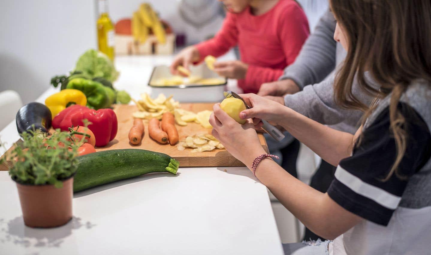 La cuisine végétarienne sera aussi en vedette une journée.