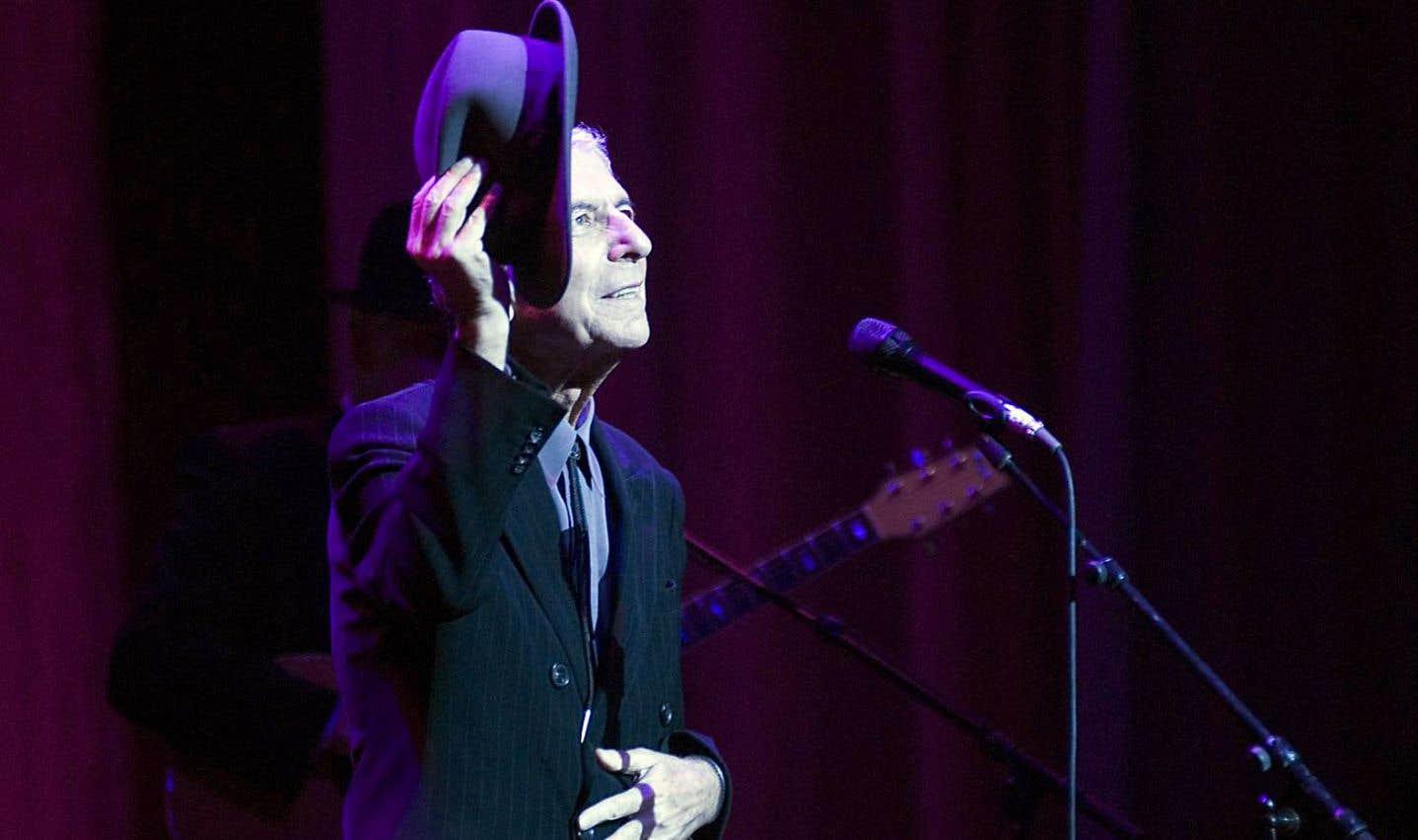 Université de Sherbrooke: un cours consacré à l'oeuvre de Leonard Cohen