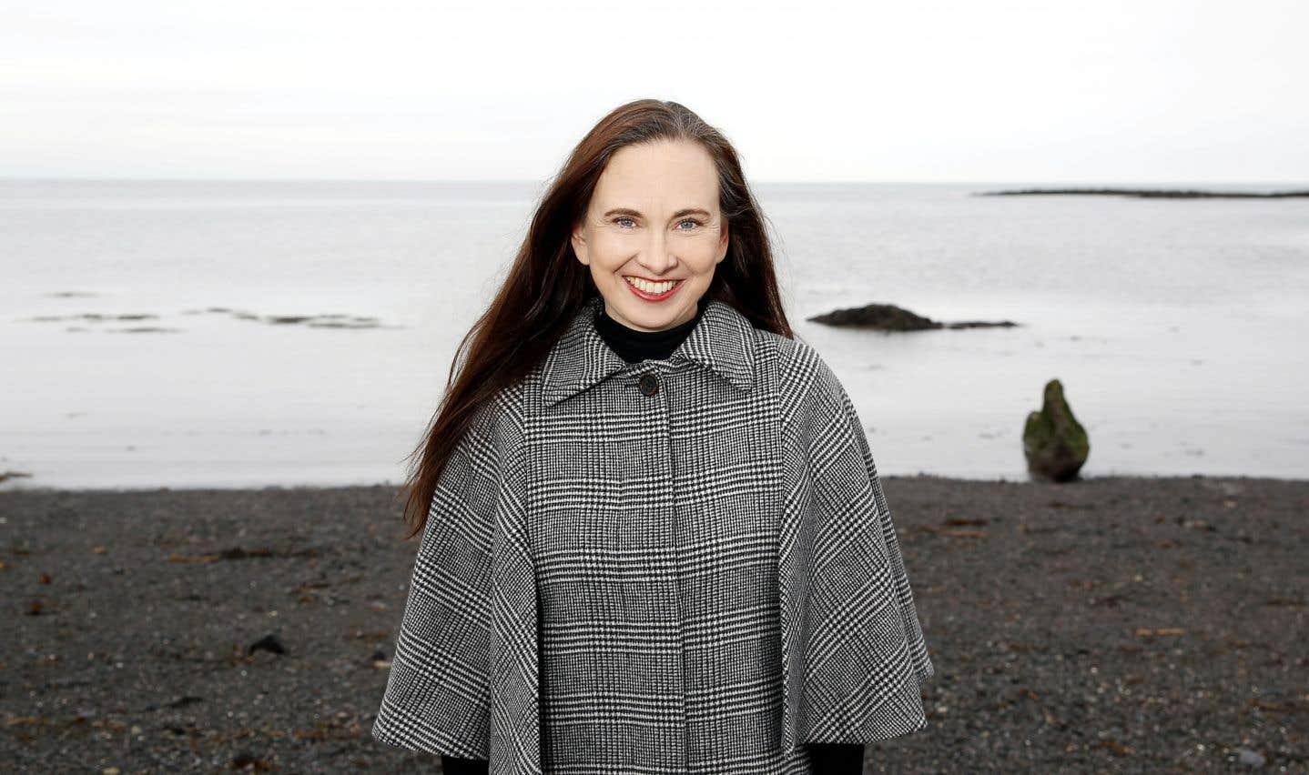 Yrsa Sigurdardóttir est l'une des figures marquantes de la littérature islandaise.