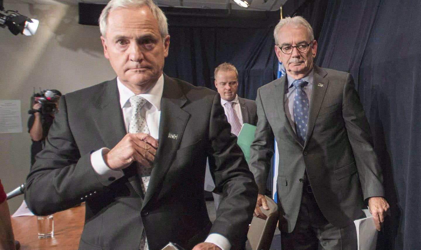 L'UPAC et Québec au coeur d'une poursuite de 2 millions