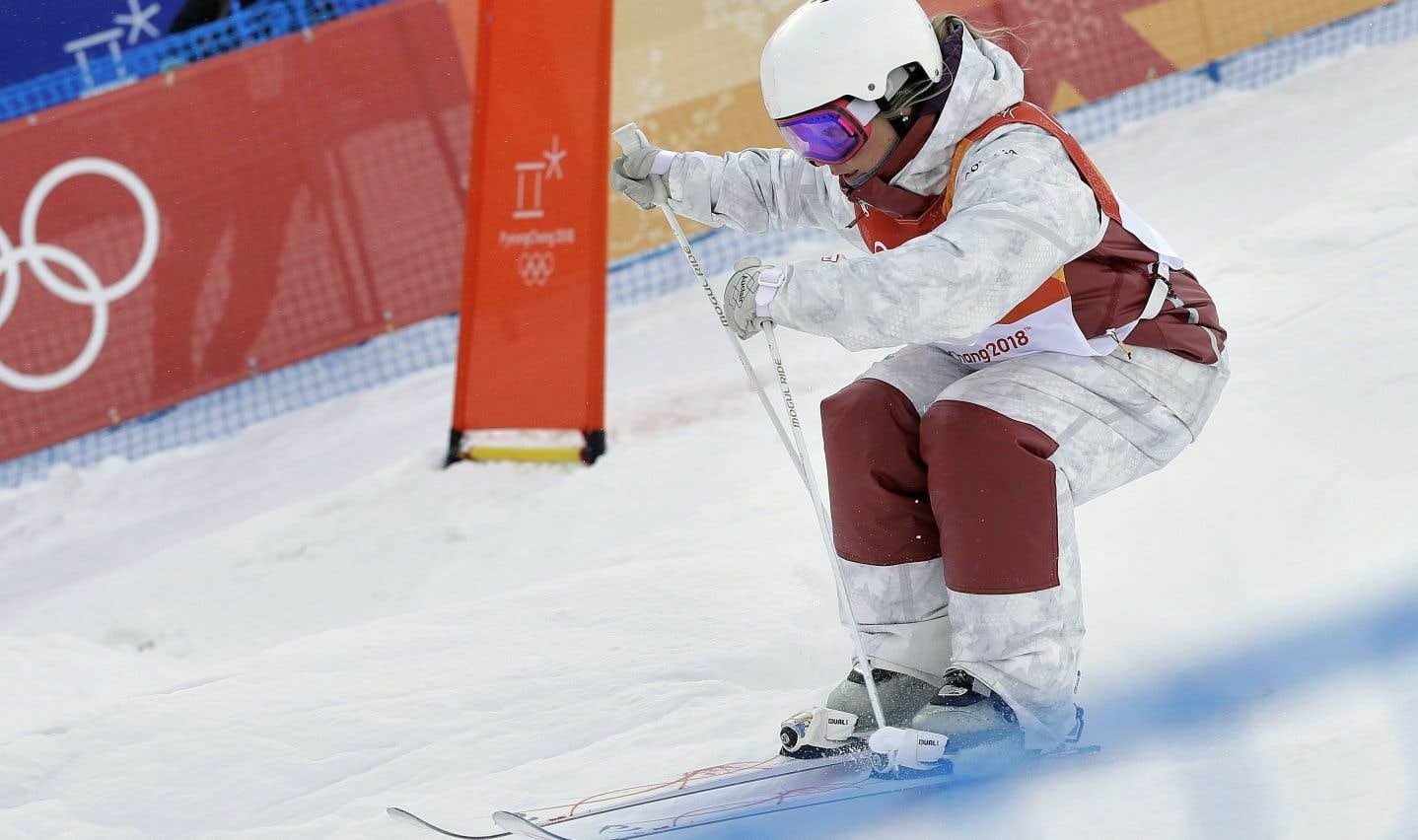 Trois Canadiennes en finale de ski acrobatique