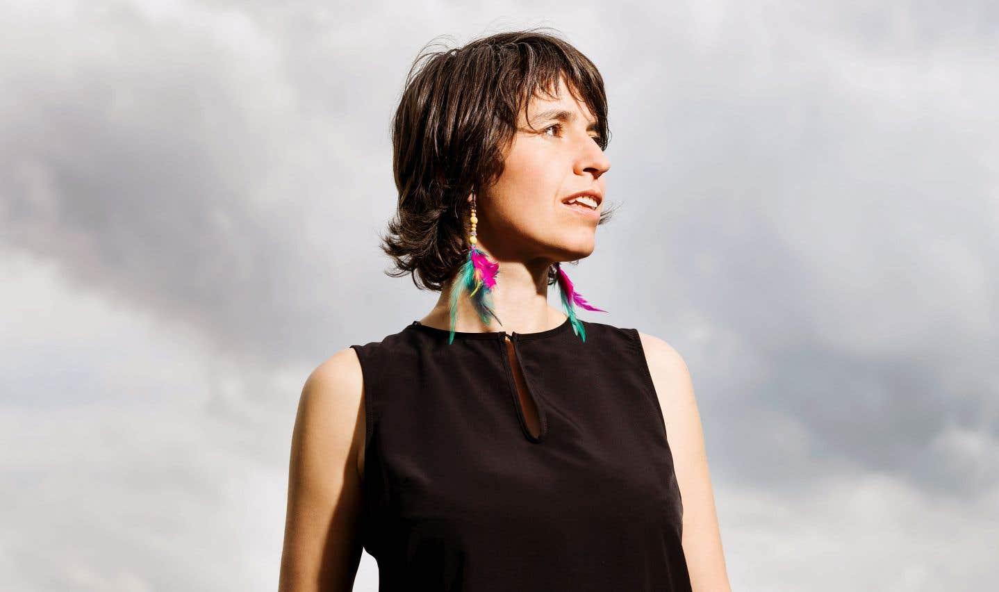 C'était jeudi le premier concert au Québec de la violoniste baroque Amandine Beyer, bonne initiative à porter au crédit d'Arion.